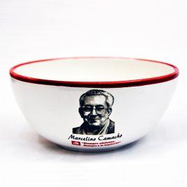 Cuenco de cerámica Marcelino Camacho