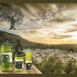 Aceite de Oliva Virgen Extra (Caja 8 bot.)