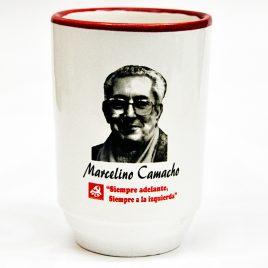 Vaso de cerámica Marcelino Camacho