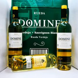 Vino de Rueda Domine Verdejo (Caja 6 Bot.)