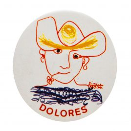 Chapa Dolores