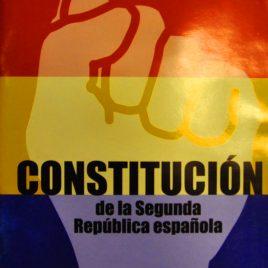 Constitución de la 2ª República