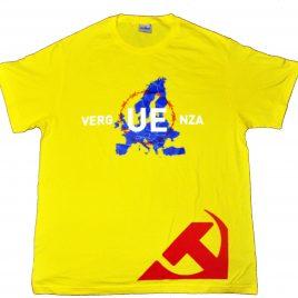 Camiseta hombre VergUEnza