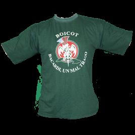 Camiseta Boikot Bacardi unisex