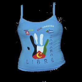 Camiseta Sahara Libre de mujer