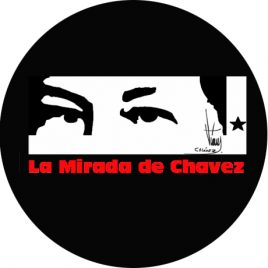 Chapa La Mirada de Chávez