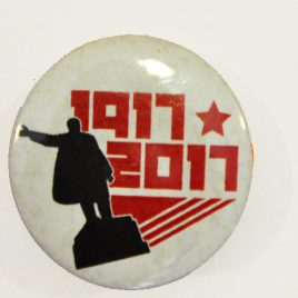 Chapa Centenario Bolchevique
