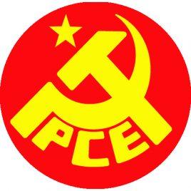 Chapa Partido Comunista de España