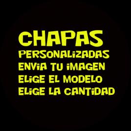 Chapas Personalizadas