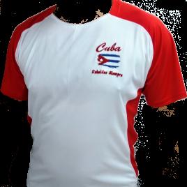 Camiseta Cuba Rebelde Siempre