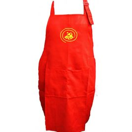 Delantal de Cocina Profesional con Bordado PCE