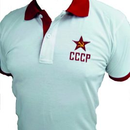 Polos Estrella Roja CCCP