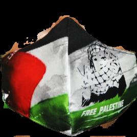 Mascarillas Palestina Libre