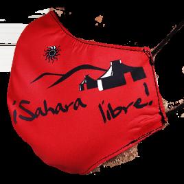 Mascarillas Sahara Libre