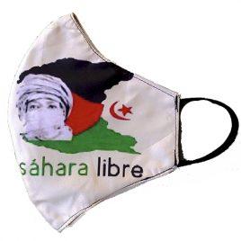 Mascarillas Sahara Occidental Libre