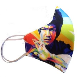Mascarillas Bruce Lee Power