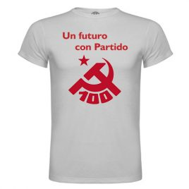 Camiseta Centenario PCE