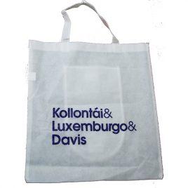 Bolsas Kollontái & Luxemburgo & Davis