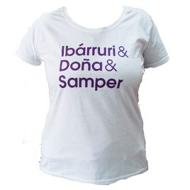 Camiseta Dolores