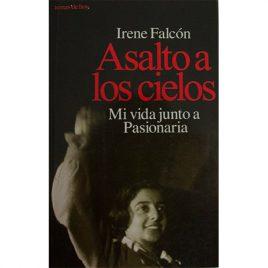 Libro Asalto a los Cielos – Irene Falcón