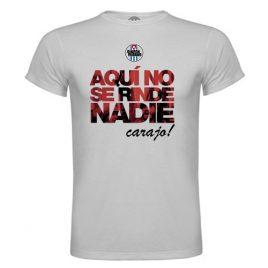 Camiseta Aquí no se Rinde Nadie