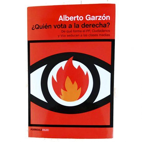 Libro Alberto Garzón – Quien Vota a la Derecha