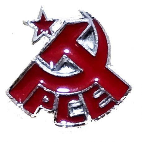 Pin PCE Estrella Roja